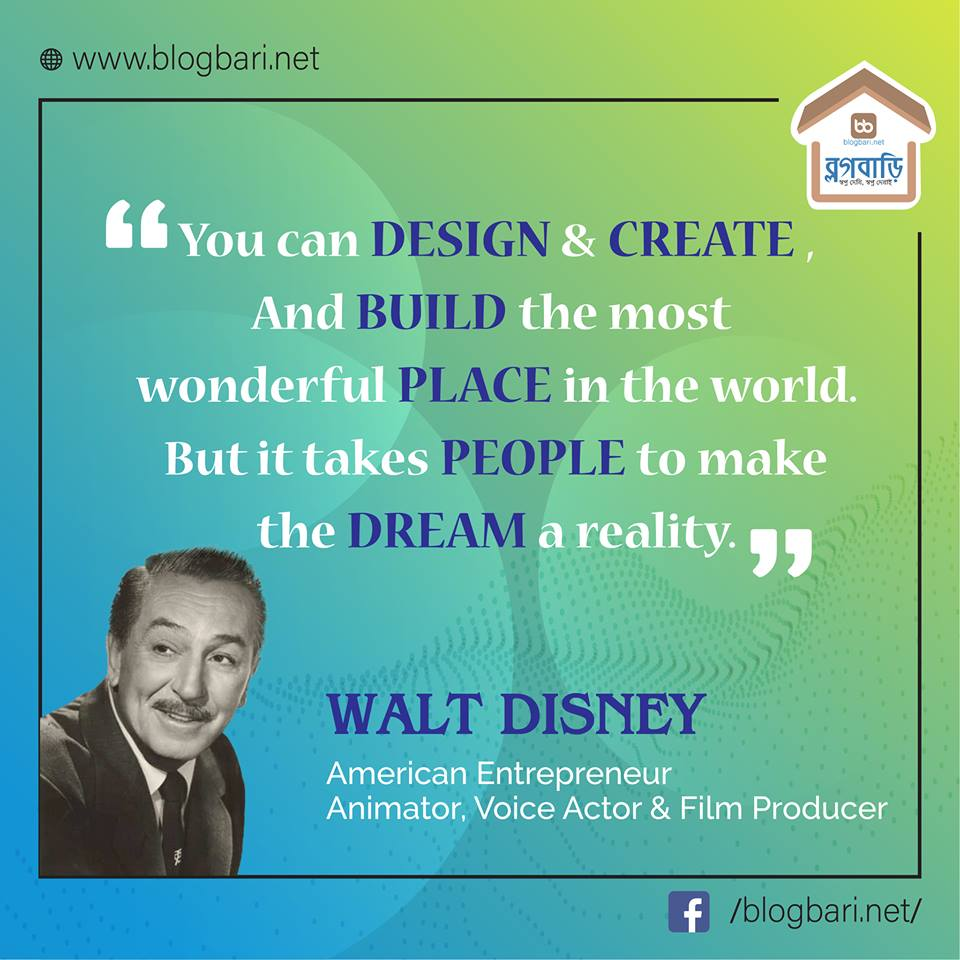 Walt Desney